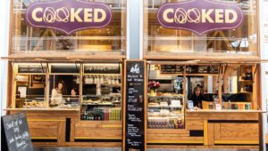 COOKED: The perfect combination of gourmet and home cooked meals