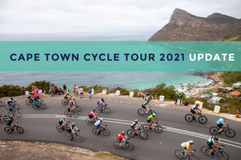 Cape Town Cycle Tour 2021 is on - the details