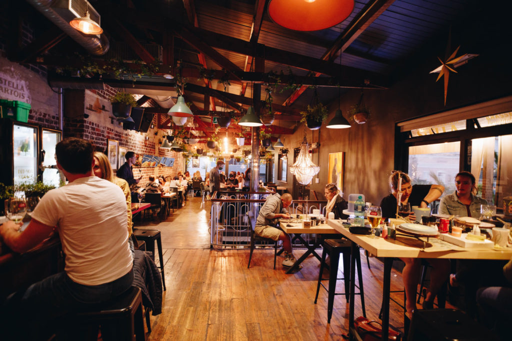 Get your arts and crafts on at the Clay Cafe in the City