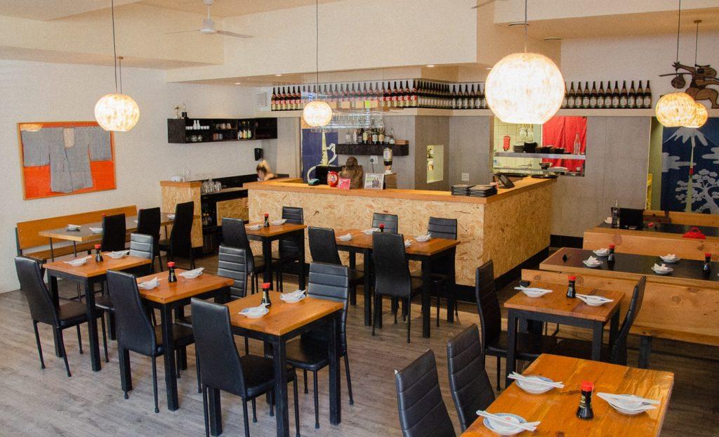 Tantalizing tempura and rocking ramen at OBI Restaurant