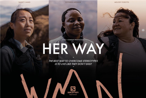 Literal and Figurative Mountain Queens: Her Way film showcases everyday greatness