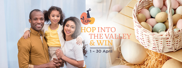Hop into Tyger Valley and win: Terms and Conditions