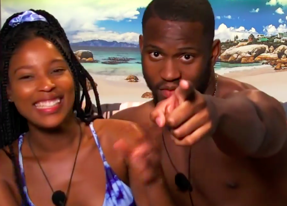Love always wins - 1 million goes to Love Island SA couple