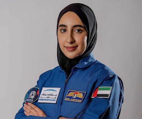 One small step for astronauts, one giant leap for women: first Arab woman astronaut announced