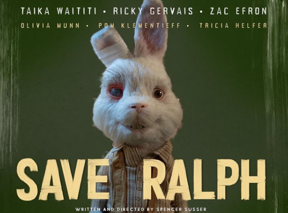 #SaveRalph: the short film that will probably punch your heart, and make you seriously want to end cosmetic testing on animals