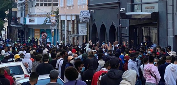 Sneakerheads vs Covid19: Shelflife stores in CPT and JHB proved not even a pandemic could stop the love of sneakers
