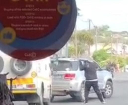 WATCH: Yet another cash heist in Macassar