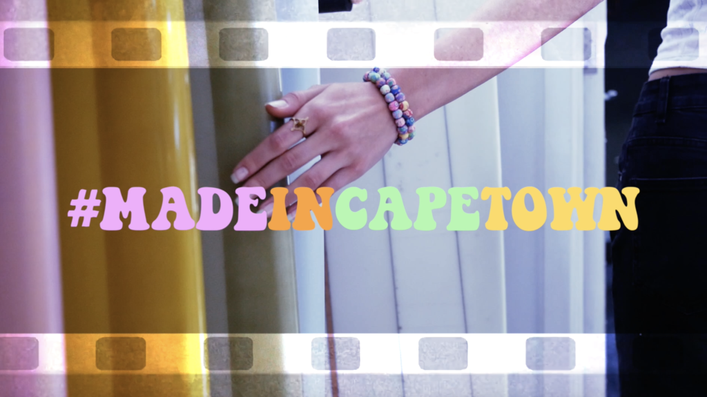 Introducing our new video series: Made in Cape Town