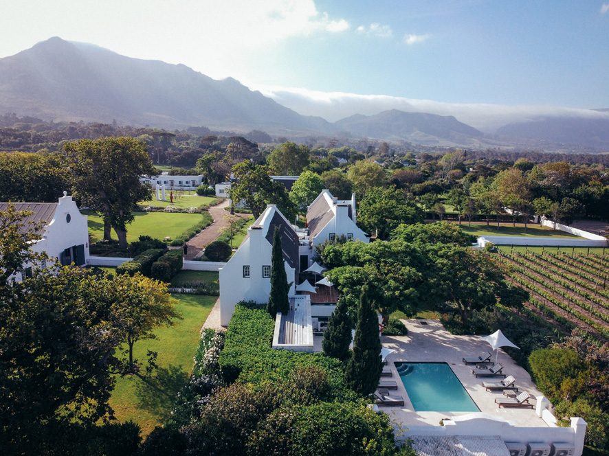 Surprise your mom with a magical weekend at Steenberg