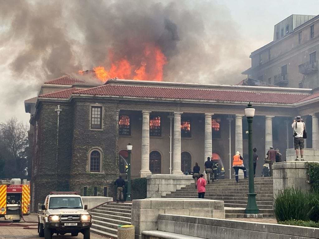Table Mountain fire - all you need to know (day 3)