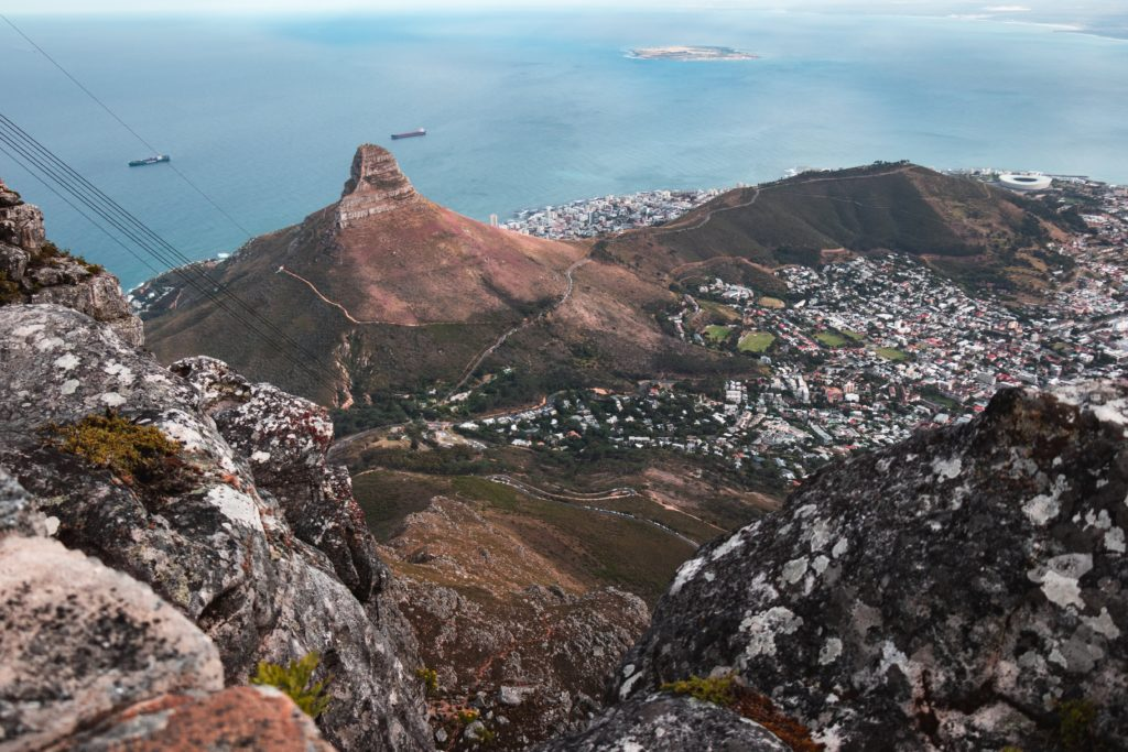 Table Mountain Cableway party? Yes please!