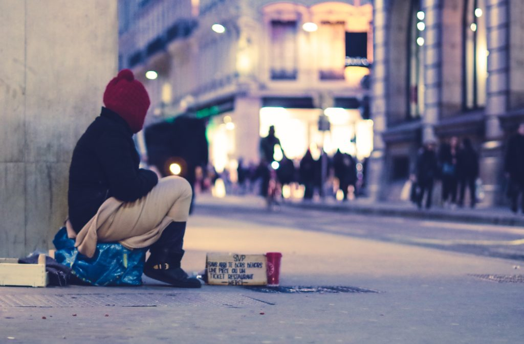 homeless service centre Cape Town