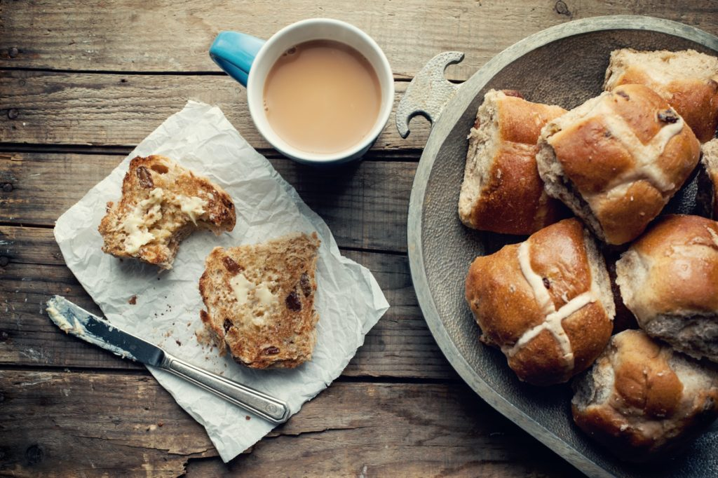 5 steaming spots to grab your baked goods: Easter edition