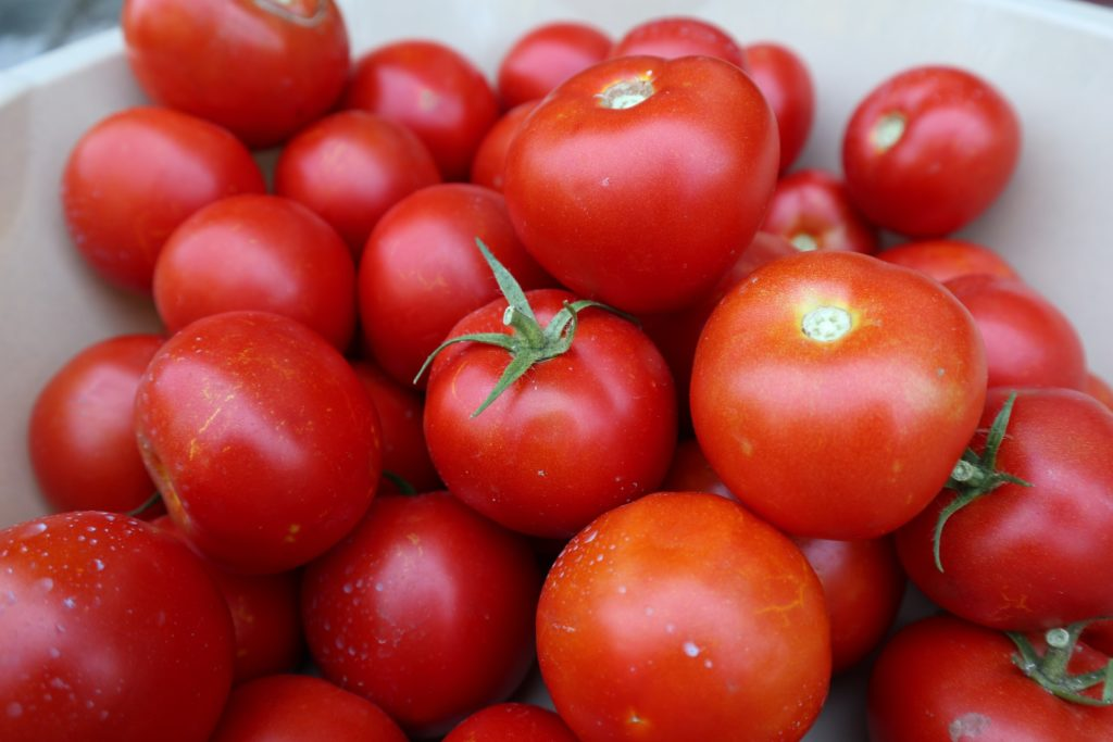 I feel it from my fingers tomatoes - here's what this fruit can do