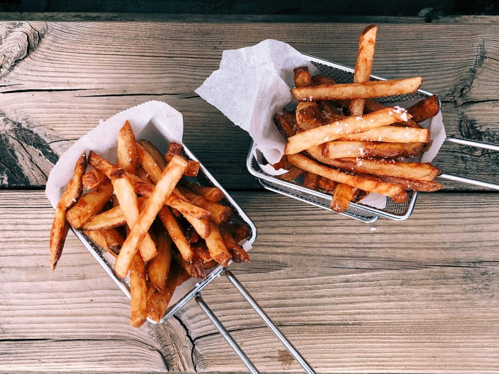6 Places to satisfy your hot chip cravings this Fry-Day