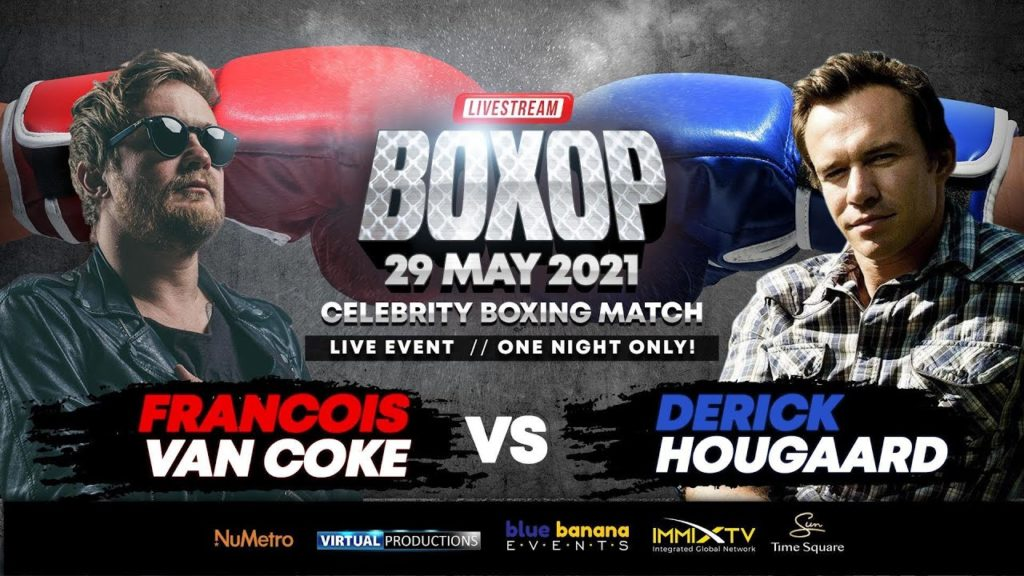 Cape celebrities to fight in boxing match