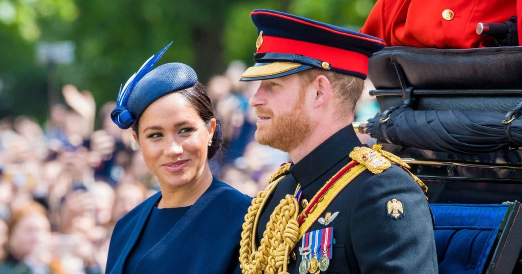 Meghan Markle isn't going to attend Prince Philip's funeral next week