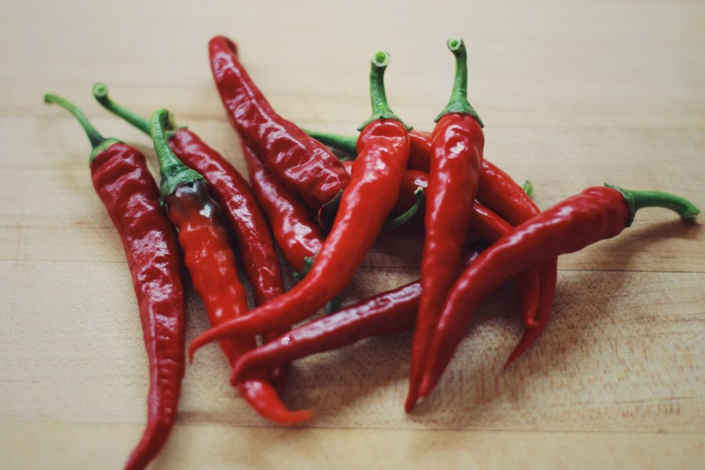 The spicy side of life: Reap the benefits of cayenne pepper