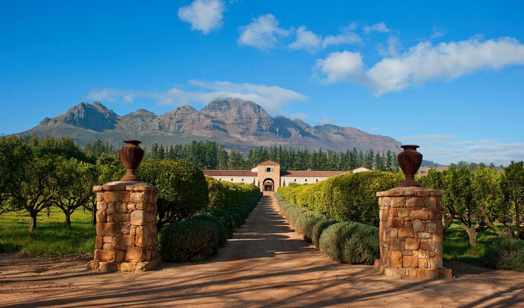World-class wining and dining at Waterford Estate