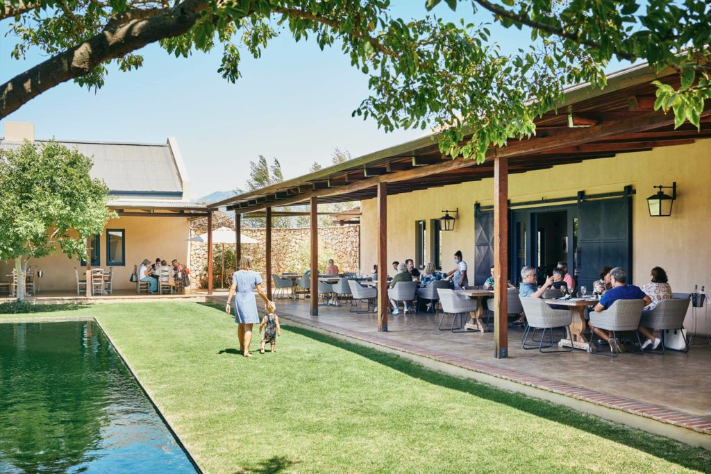 A wine for every occasion at Gabrielskloof estate