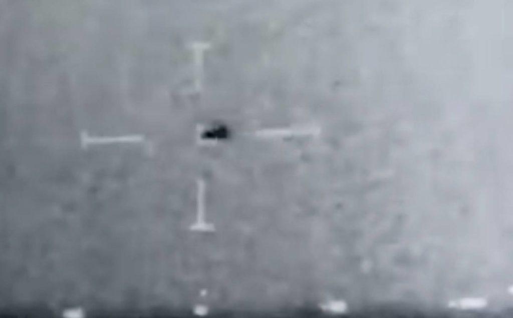 WATCH: Is it a bird? Is it a plane? Nope! It's a UFO?
