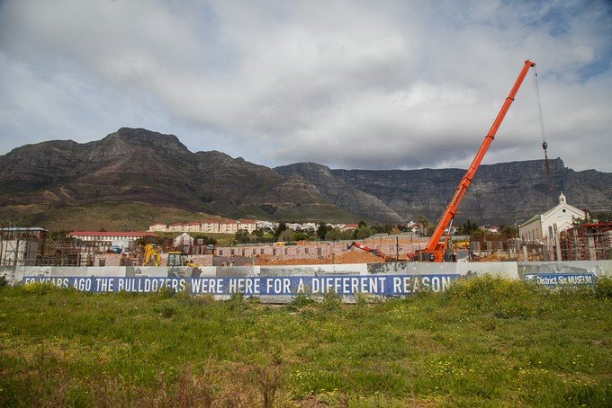 District Six land occupants ordered to vacate