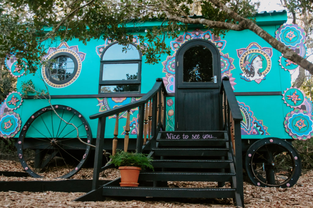 Tripping like a Gypsy - a magical getaway in Wilderness