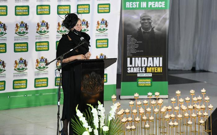 Lindsay Myeni