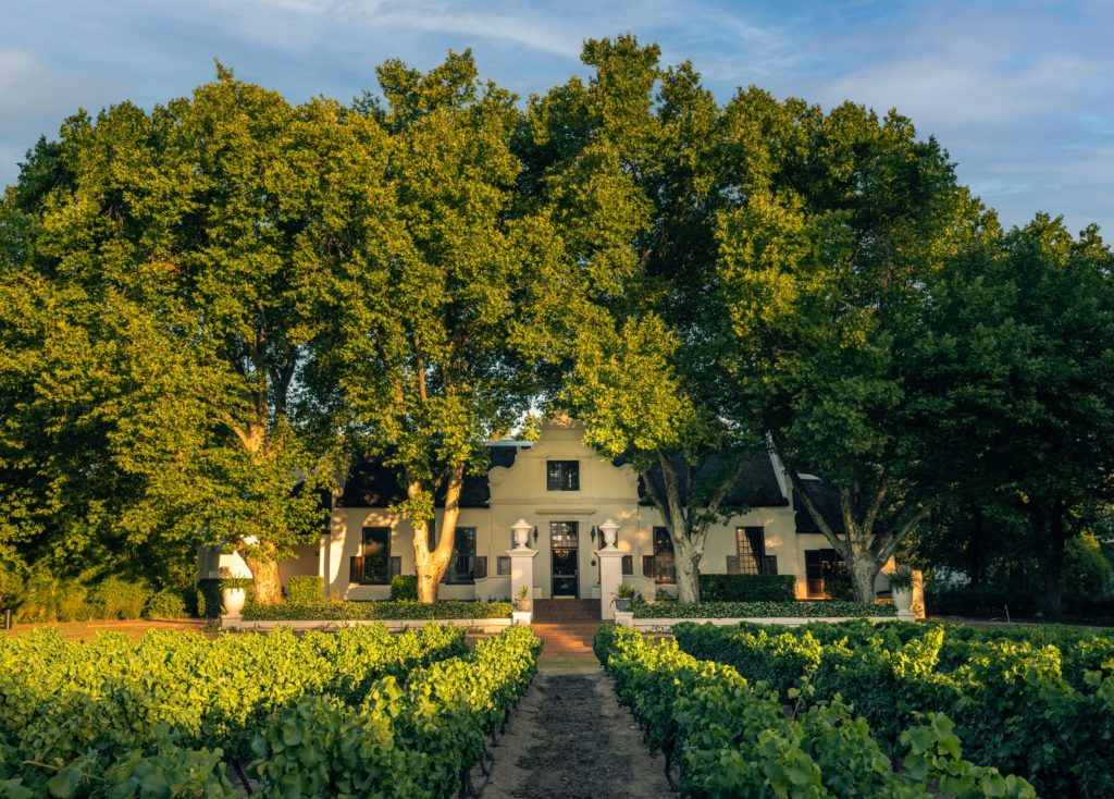 Experience some new Winter tastes at Nederburg's The Manor