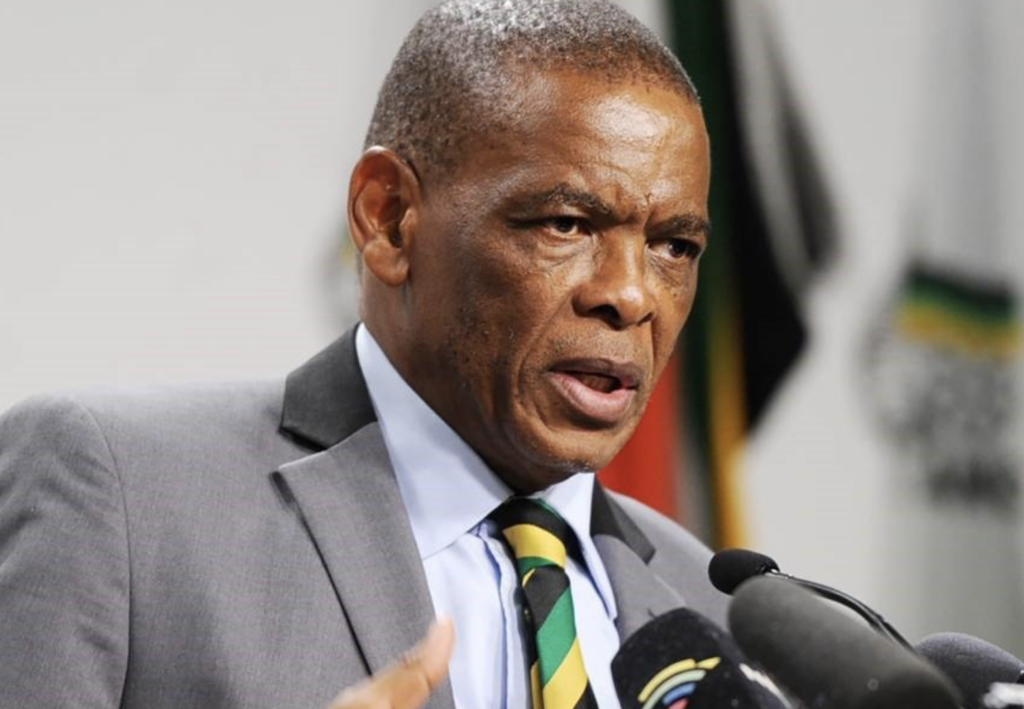ANC chaos: Suspended Ace Magashule suspends Cyril Ramaphosa