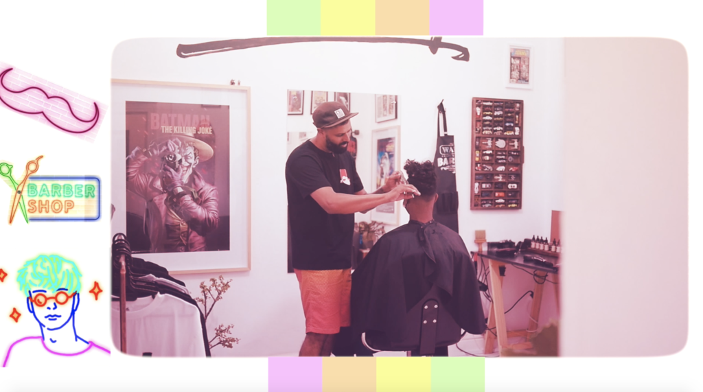 Made in Cape Town (Ep. 2) – A fresh cut with Blvck Sheep Barber