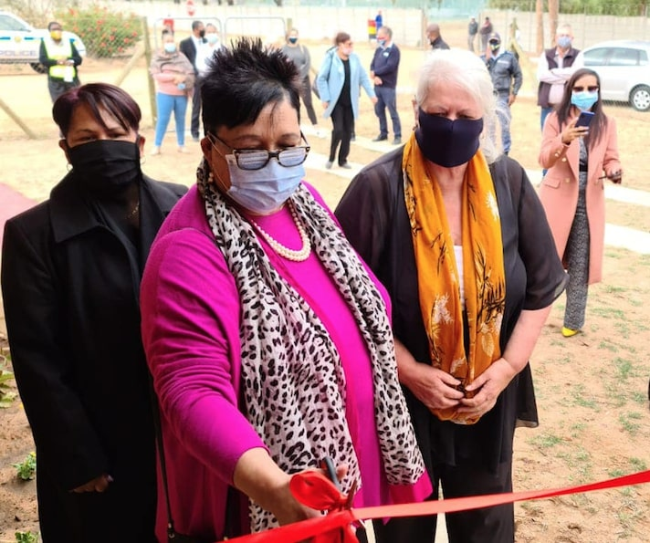 Two new GBV safe houses opened on the West Coast