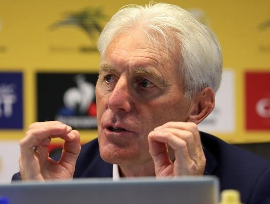 New Bafana boss optimistic over success