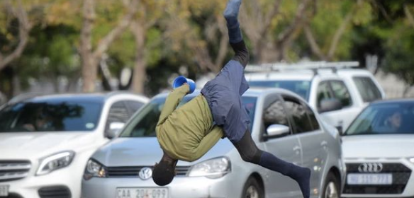 Acrobatic Anathi-The story of Cape Town's homeless acrobat