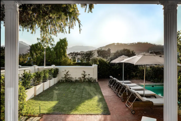 Cape Town Luxury Airbnb