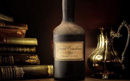 Record breaking bid for 19th century wine destined for Napoleon