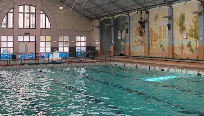 Well known Cape Town swimming pool reopens
