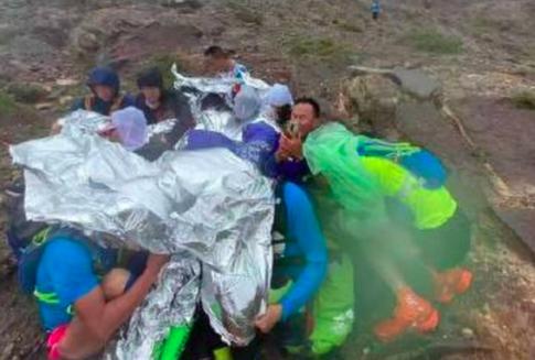 21 runners killed in Chinese ultra-marathon