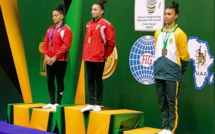 SA Gymnasts qualify for Tokyo Olympics Games