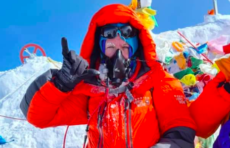 SA woman conquers Mount Everest after third attempt