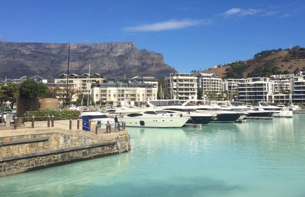 Why the V&A Waterfront has been looking like the Seychelles