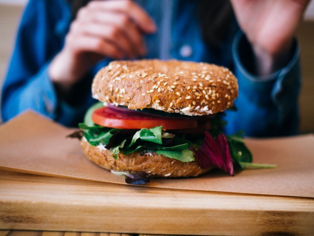 Cape Town veggie burgers