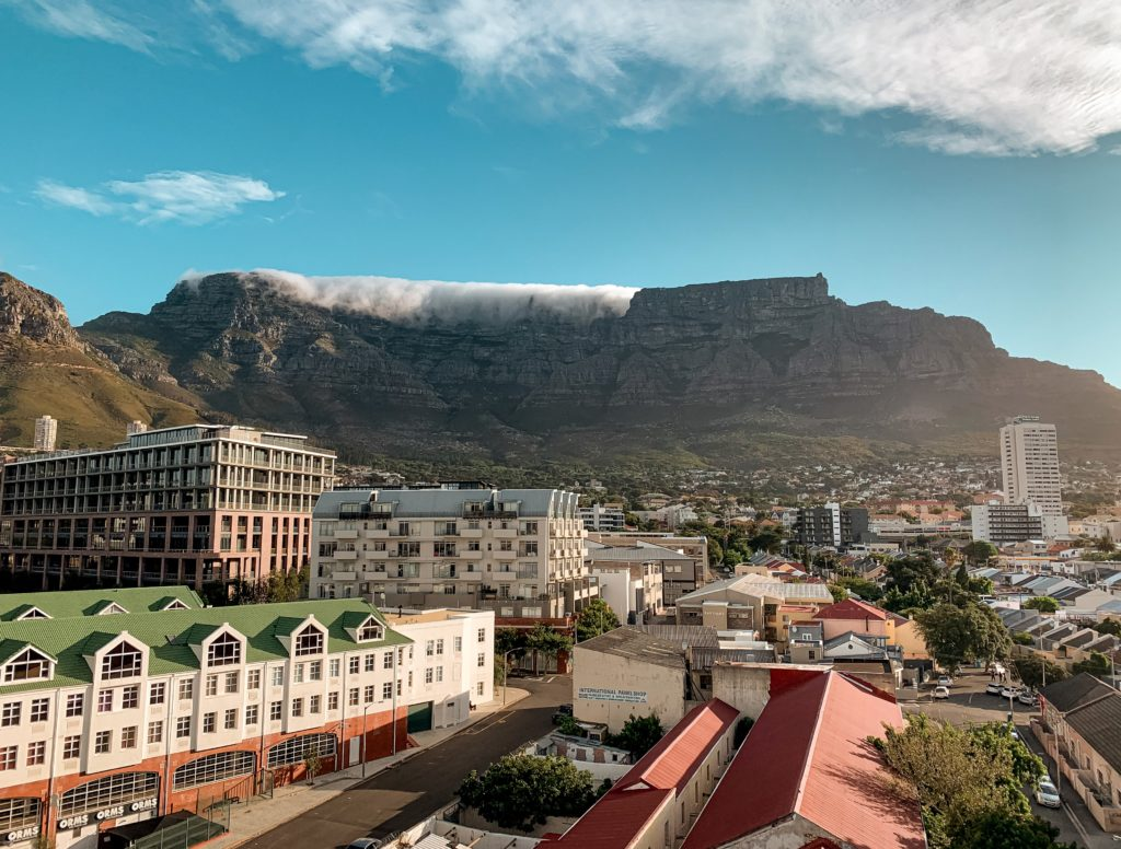 Cape Town celebrated as third most ambitious city!