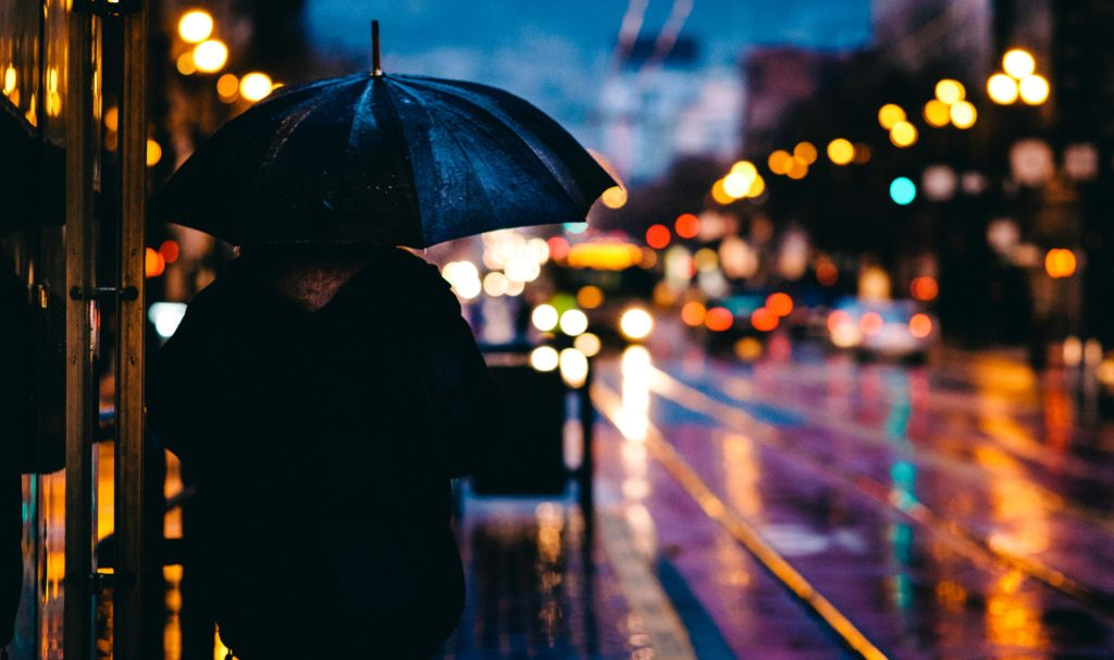 We love a rainy night - What's on this evening
