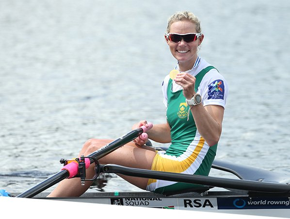 South African rowers to compete in Olympics