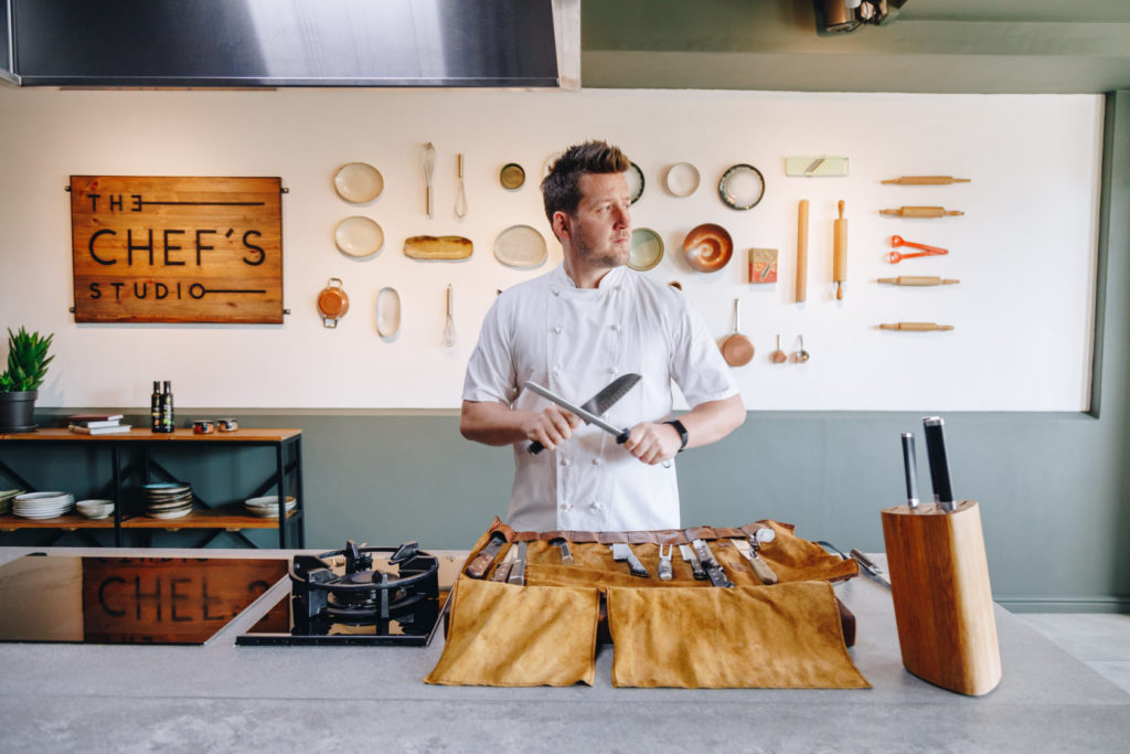 Have a Virtual Dining experience with The Chef's Studio