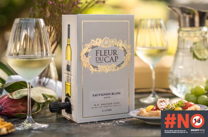 Fleur du Cap unveils premium, convenient 2L box of wine