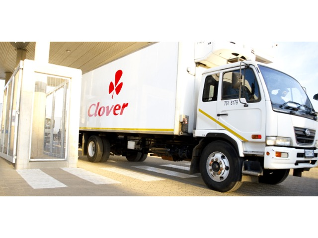 Clover's Cape Town factory is set to be auctioned