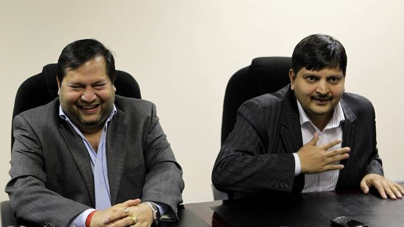 UAE is willing to assist SA with Gupta matter