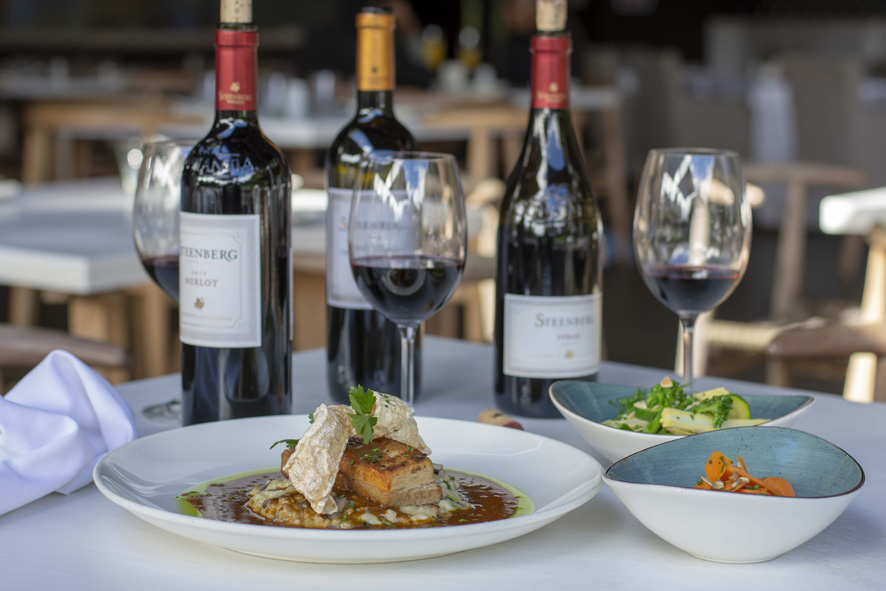 Cosy up to red wine and winter comfort food at Bistro Sixteen82